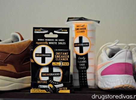 Drugstore Divas features SneakERASERS!