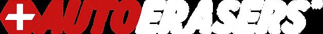 AutoEraser-Logo Text with Hexagon - Digi
