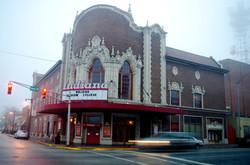 Indiana Theatre fog