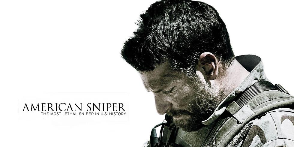 American Sniper Film Showing