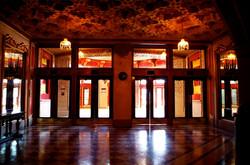 Indiana Theatre entrance