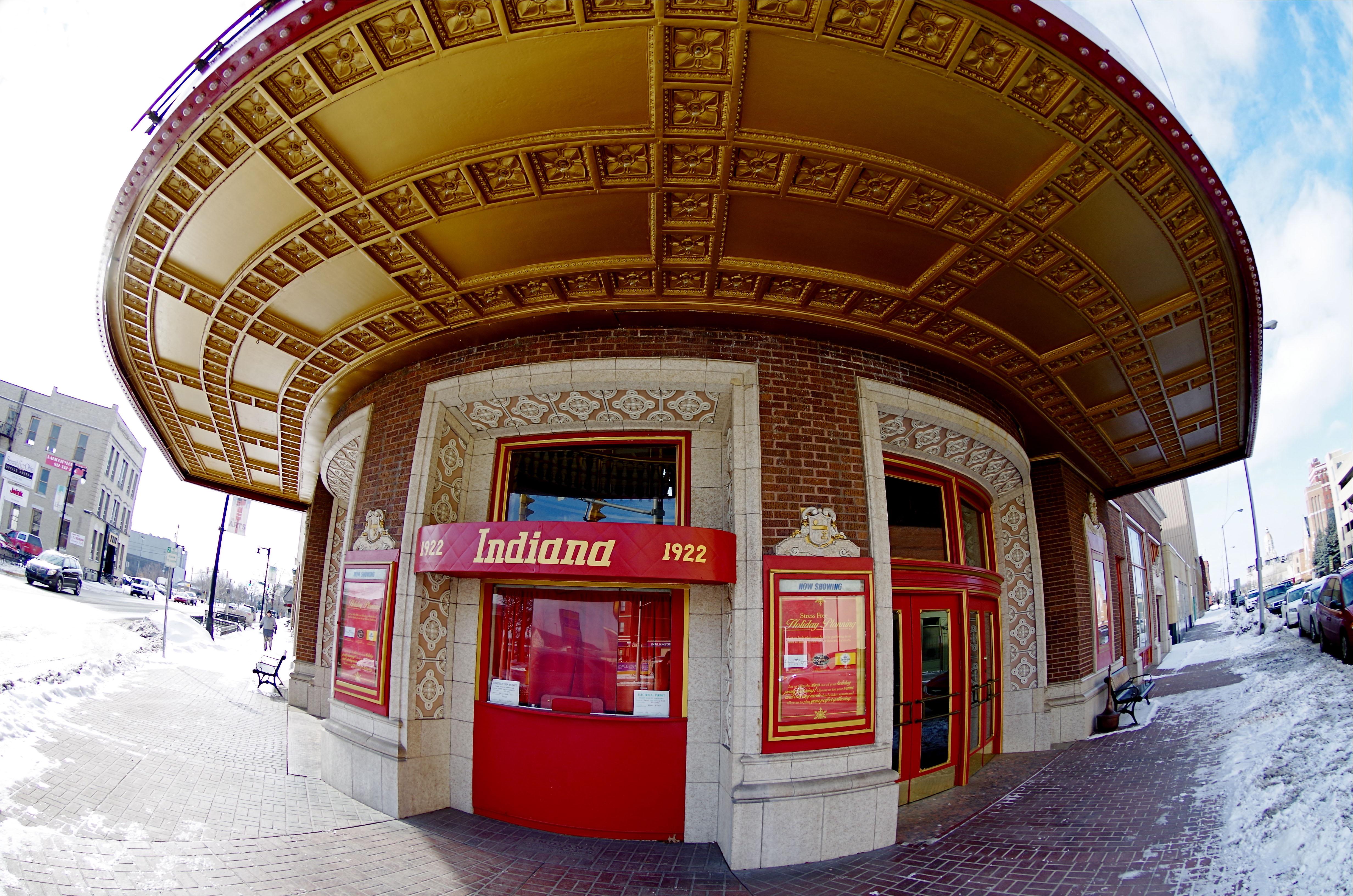 1922 Indiana Theatre