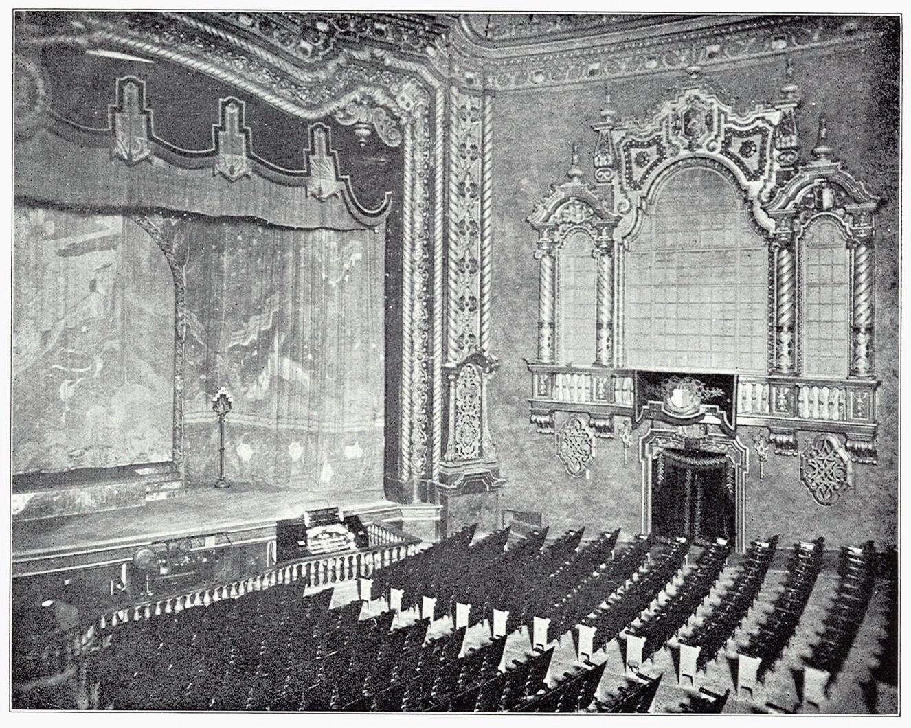 Indiana Theatre Terre Haute Wurlitzer AD2