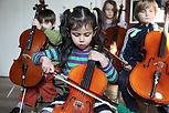 Jr Cello Ensemble