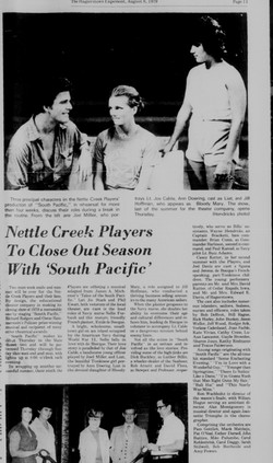August 1979 South Pacific