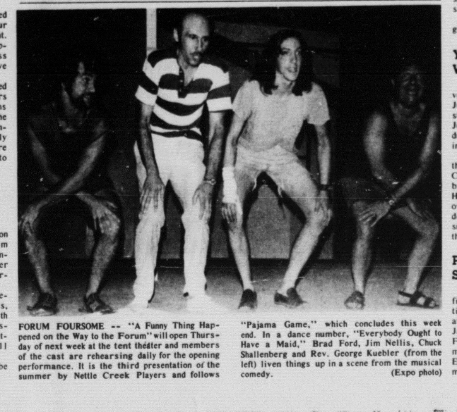 July 1971 Forum