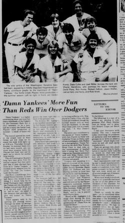 August 1979 Damn Yankees