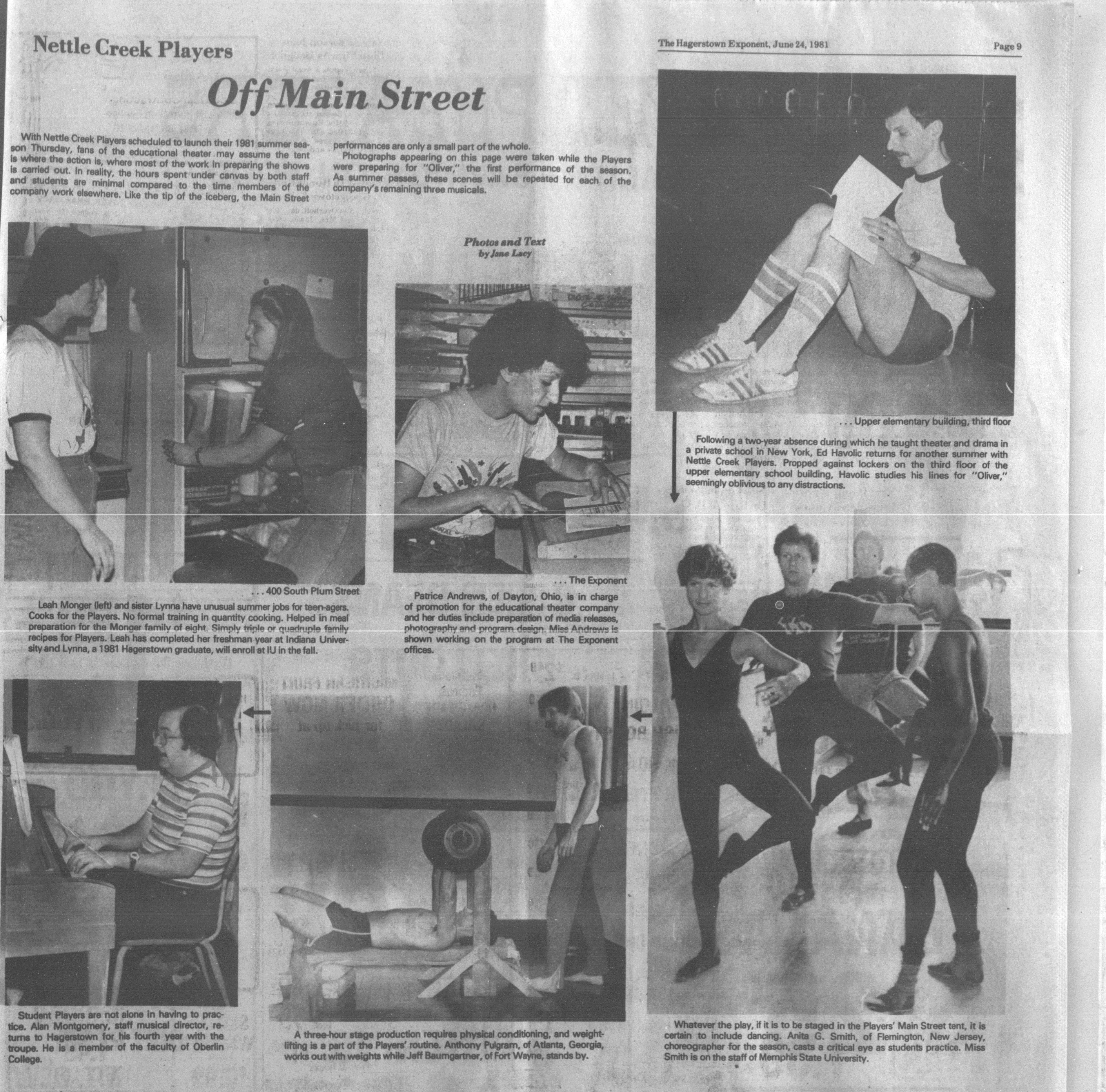 June 1981 Pics