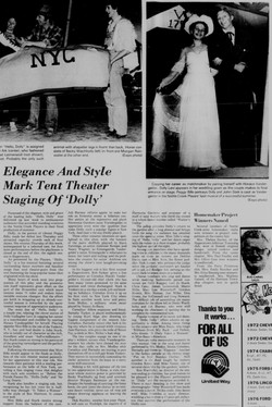 August 1978 Hello Dolly Review