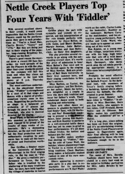 August 1974 Fiddler Review