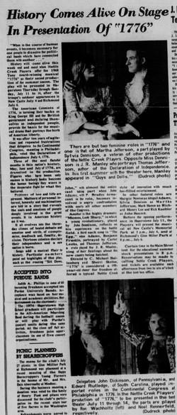 July 1974 1776