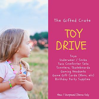 Toy Drive Social Media Image - Generic-2