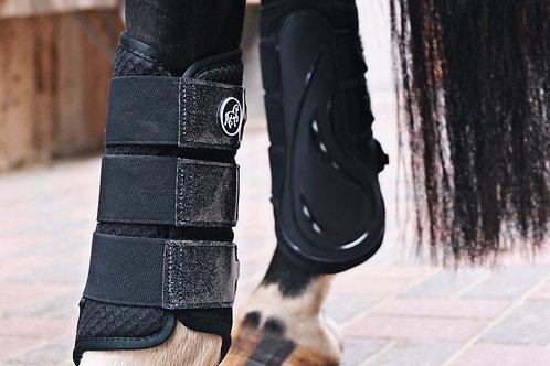 "Horse Boots ""Midnight Bling"" | 3D mesh | super strong |"