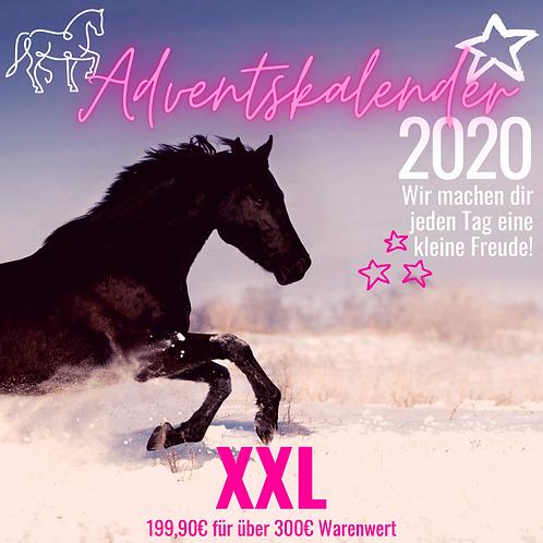 XXL Adventskalender 2020 | 24 Teile | Warenwert von über 300€