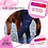 """Thumbnail: cool riding leggings """"Midnight Bling"""" + cell phone pocket 