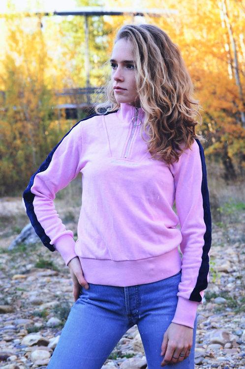 Cooler Lieblingssweater | in rosa | XXS-XL | aus Bio-Baumwolle & Hanf