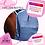 Thumbnail: cool pony power sweater | Organic cotton | gray + black | XXS-L