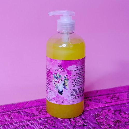 Glossy Shampoo | für seidigen Glanz & Sauberkeit | Mähne, Schweif und Fell