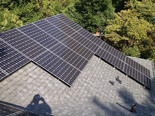 Solar Energy Projects Installed