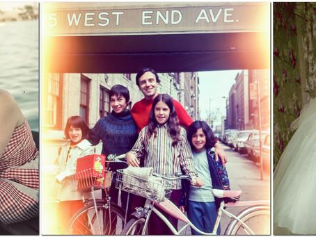 Uniek 6x6 kleurendia project uit New York