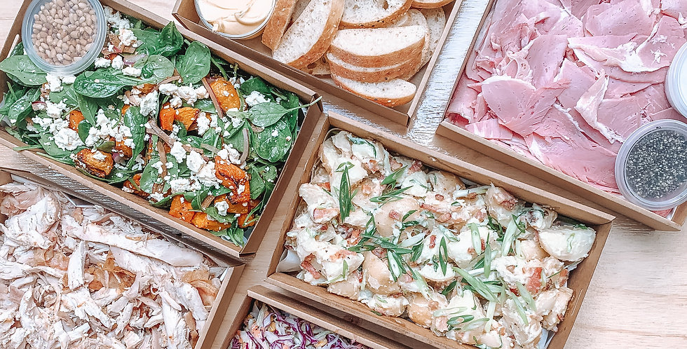 COLD MEAT & SALAD CATERING
