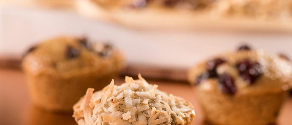 Mini Zucchini Muffines