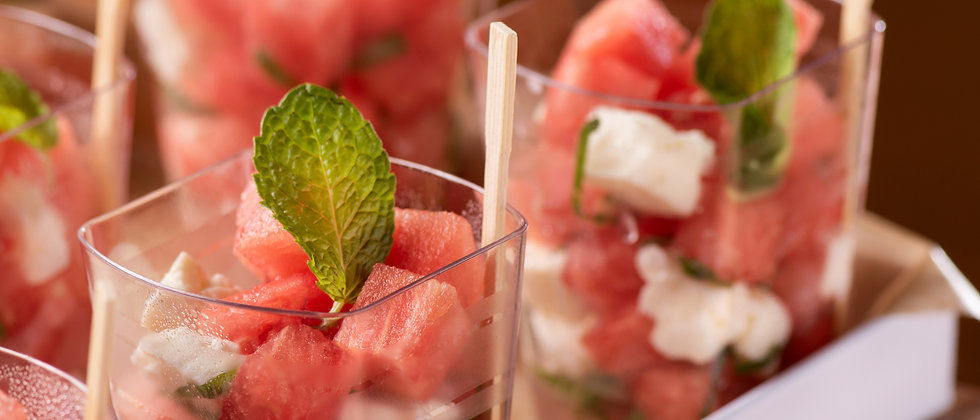 Spring Watermelon Salad