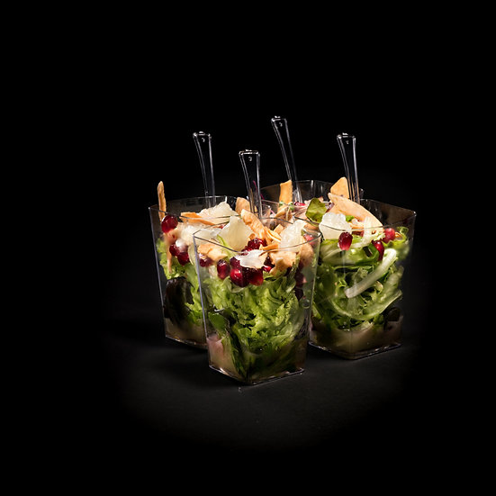 Nassau Salad cups