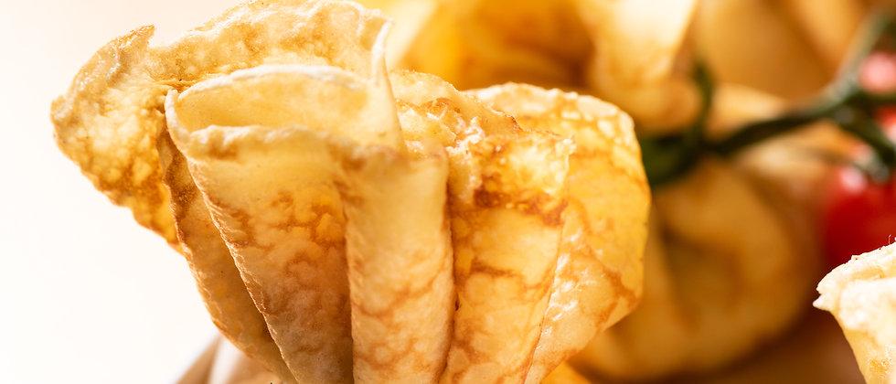 Cauliflower Pockets