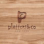Platters&Co. logo