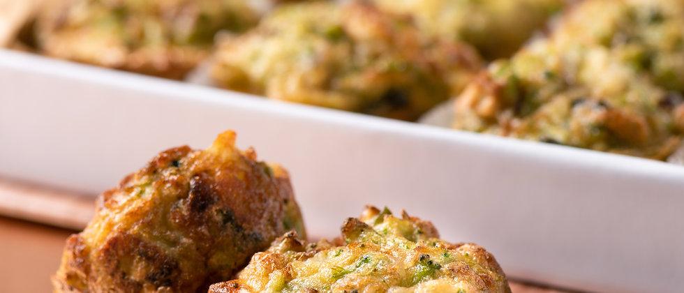 Broccoli Petits Gâteaux