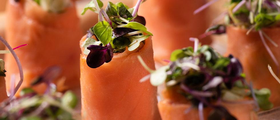 Salmon & Avocado Lechâteau