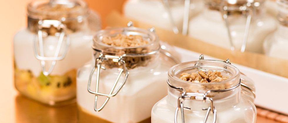 Cheesecake Jars