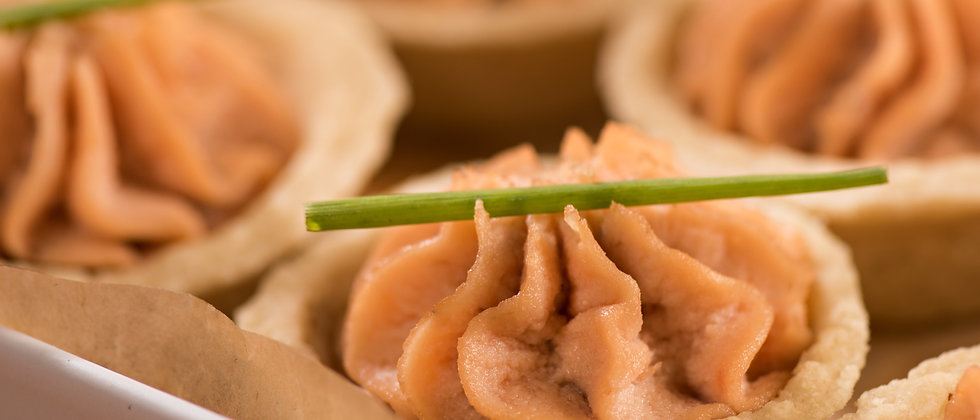 Salmon Mousse Cup