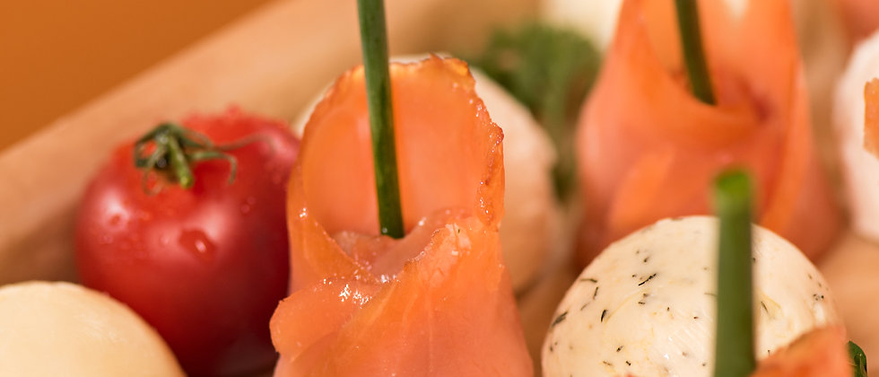 Chesses, Butters and Norwegian Lox