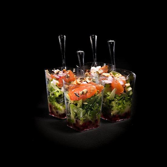 Roman Salad cups