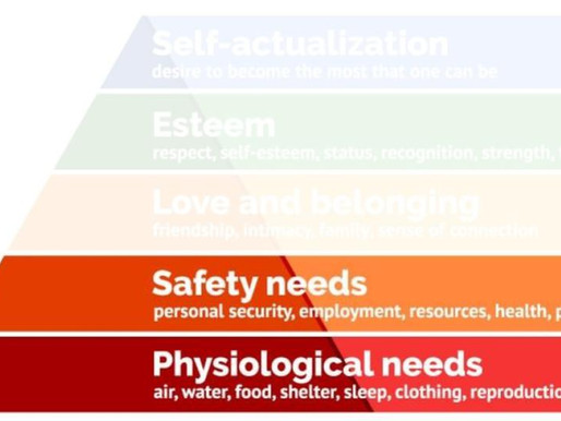Maslow & Me: How Basic Needs Affect Work Performance [Part 3 of 3]