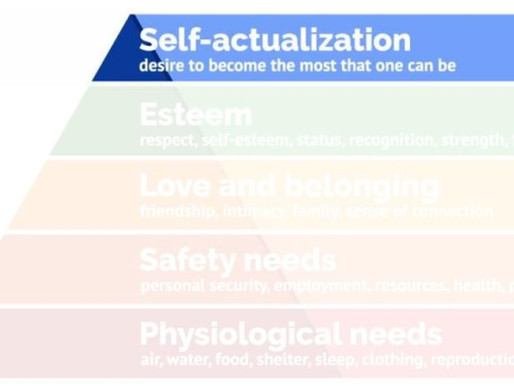 Maslow & Me: How Basic Needs Affect Work Performance [Part 1 of 3]