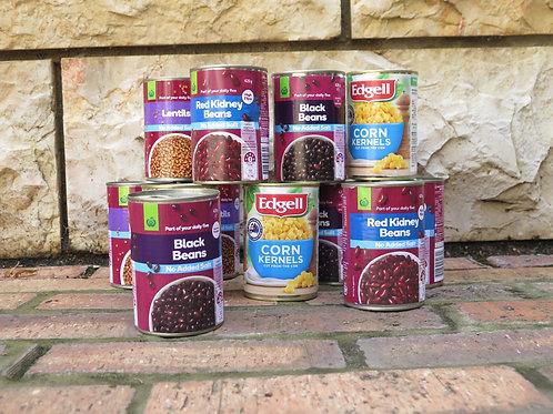 Cans of Kitniyot