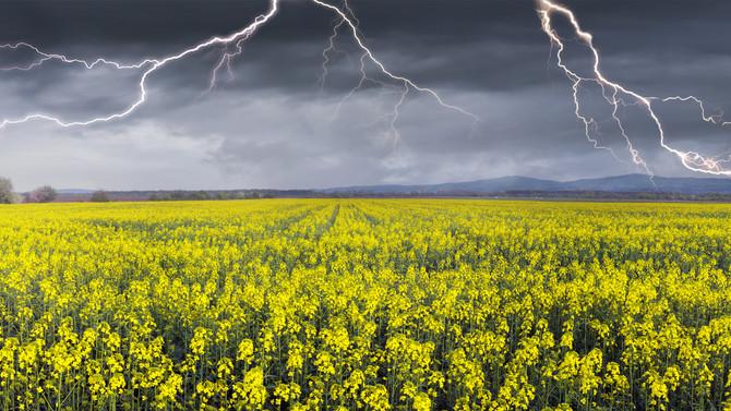 Una goccia non fa un temporale...