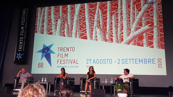 """""""Storie di Clima"""" al Trento Film Festival"""