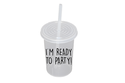 I´m ready to party!