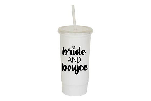 bride and boujee