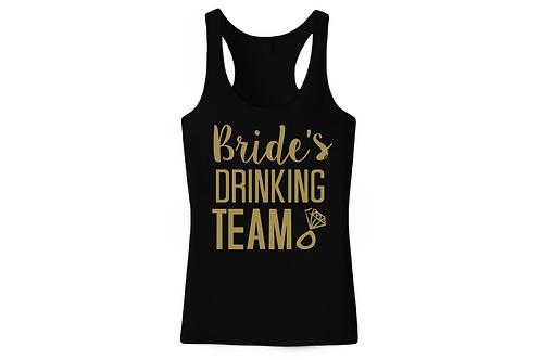 Brides Drinking Team
