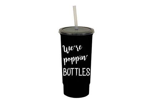 We're poppin' bottles