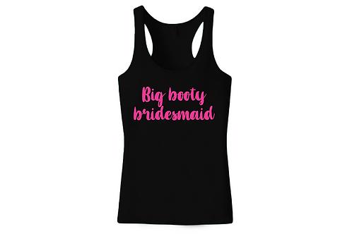 Big booty bridesmaid