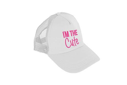 I'm the cute