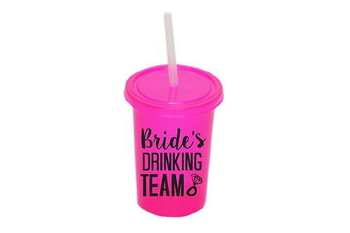 Bride's Drinking Team