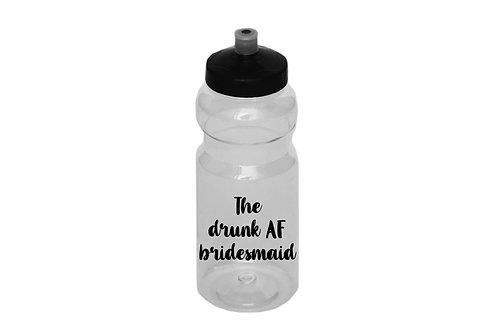 The drunk AF bridesmaid