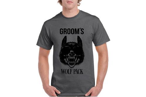 Groom´s wolf pack